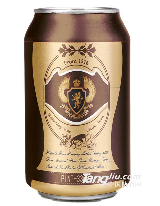 科罗拉啤酒330ml(棕色)