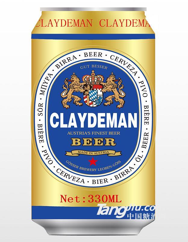 英国凯伦啤酒330ml(金)