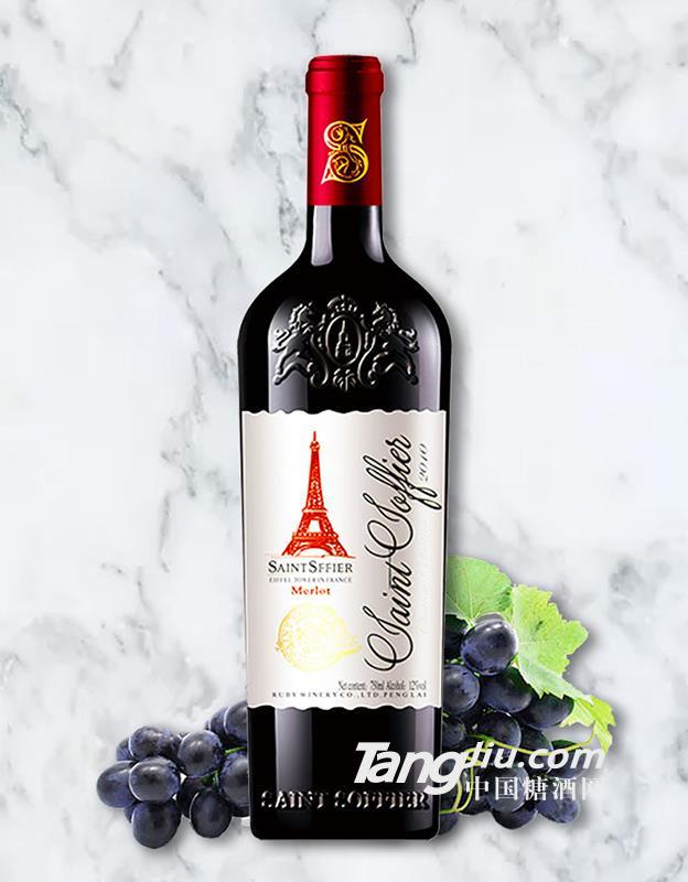 圣索菲尔-埃菲尔美乐干红葡萄酒
