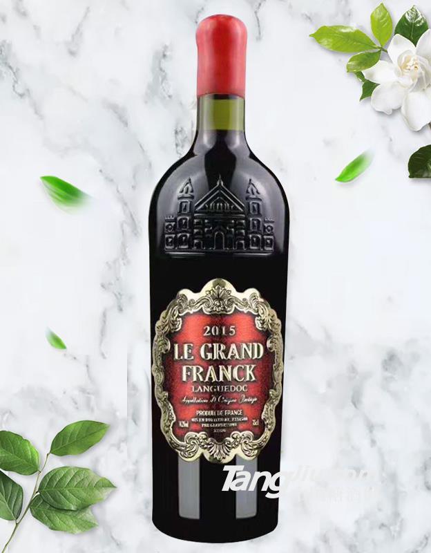 弗朗克金典干红葡萄酒