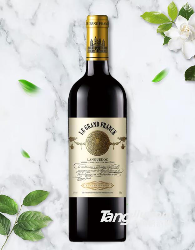 弗朗克曼菲干红葡萄酒