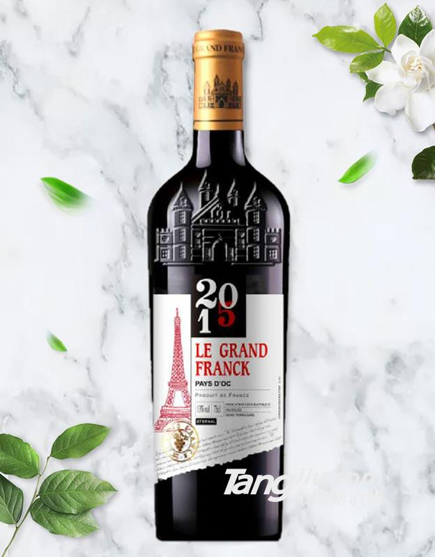 弗朗克永恒干红葡萄酒