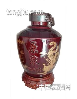 古井镇原浆坛子酒4