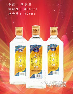 43°方瓶500ml