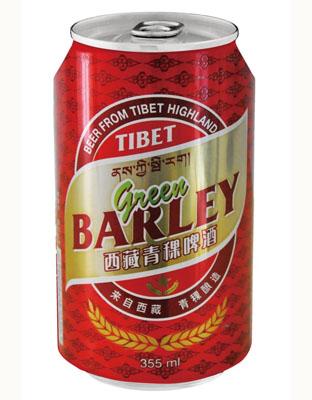 西藏青稞啤酒310ml