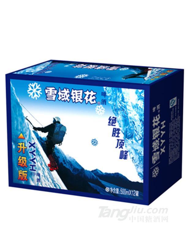 雪域银花-绝胜顶峰箱装-500mlx12