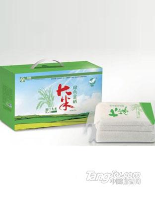 绿色富硒大米-鲁河香水稻