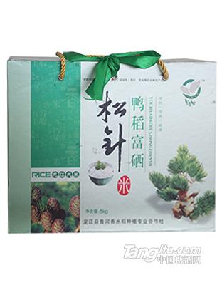 松针米-鲁河香水稻