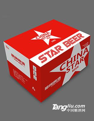 星牌红瓶箱装