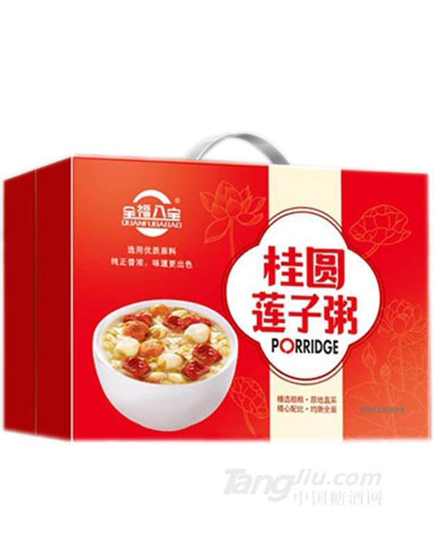 全福桂圆莲子粥