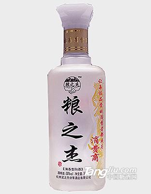 50° 粮之杰 纯粮白酒 清香型500ml