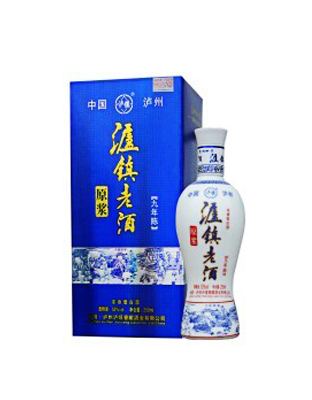 250ml泸镇老酒(九年陈)