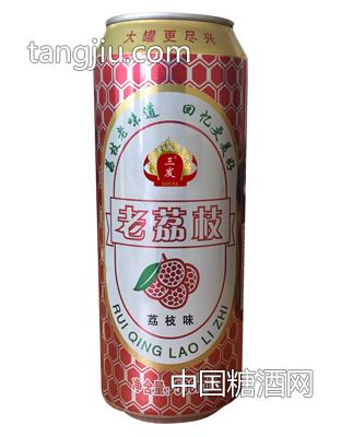荔枝味饮料500ml