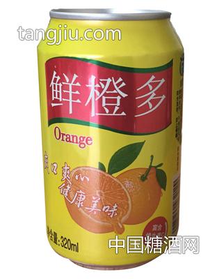 鲜橙多果味饮料320ml