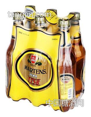 麦氏啤酒1758清爽啤酒小包
