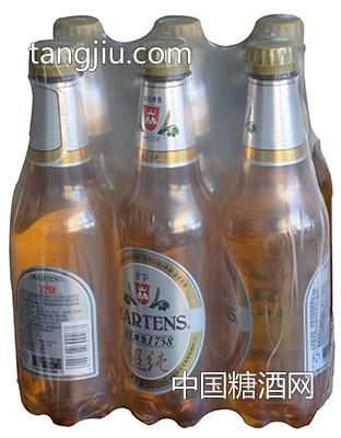 麦氏啤酒1758超纯啤酒小包