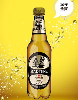 麦氏啤酒-全麦
