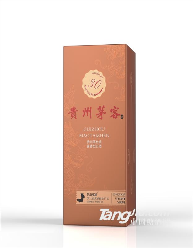 贵州茅客酒30