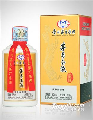 贵州茅台集团茅乡玉液原浆小瓶酒