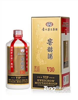 茅台集团贵州老窖窖龄酒V30