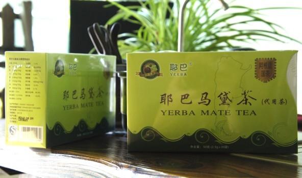 耶巴马黛茶―袋泡装