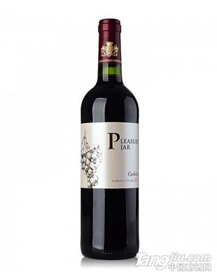 法国进口AOC原瓶进口品乐佳美丽园干红葡萄酒750ml