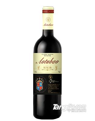 奥图堡・侯爵干红葡萄酒