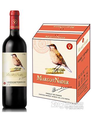 玛歌纳德庄园・窖藏干红葡萄酒(新)