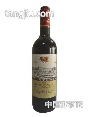 普林顿干红葡萄酒AOC