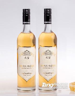 庆蜜纯酿蜂蜜酒