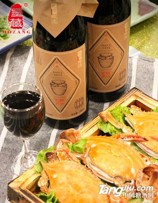墨藏老酒21度750ML-黄酒招商