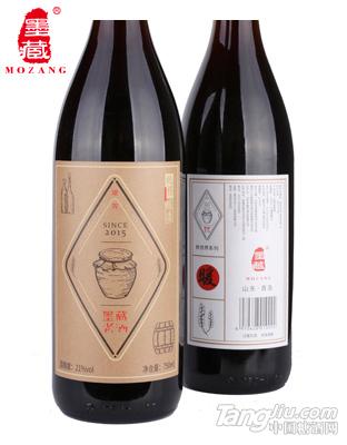 墨藏老酒21度750ML-即墨黄酒