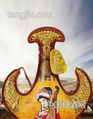 蒙古皮囊奶酒 (3)