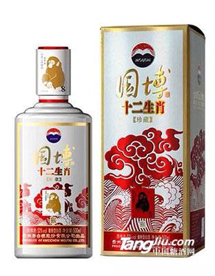 茅台集团国博十二生肖纪念酒盒装500ml