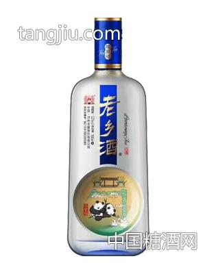 泸州老乡酒福家福500ml