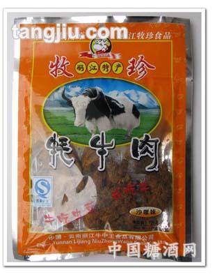 沙嗲干巴牦牛肉
