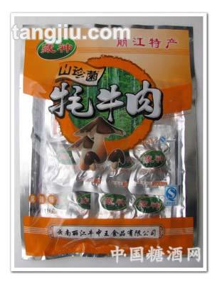 麻辣山珍菌