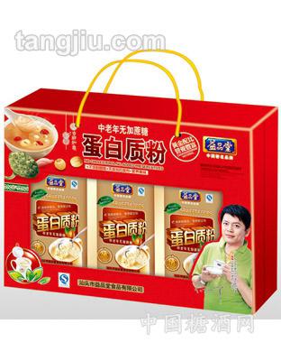 蛋白质粉(中老年无加蔗糖)500g