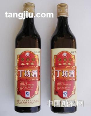 五年陈丁坊酒-500ml