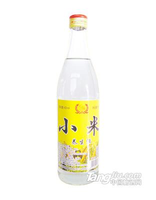 小米养生酒