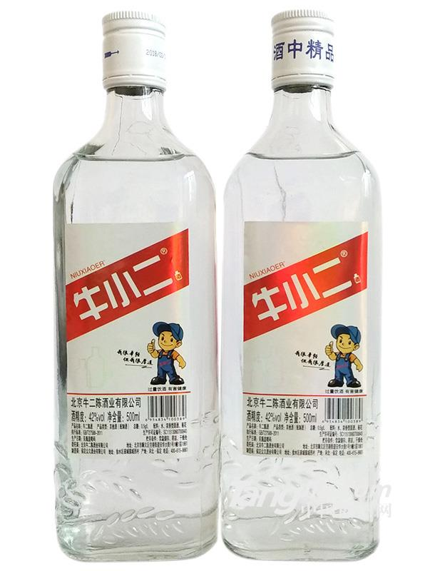 牛小二酒500ml
