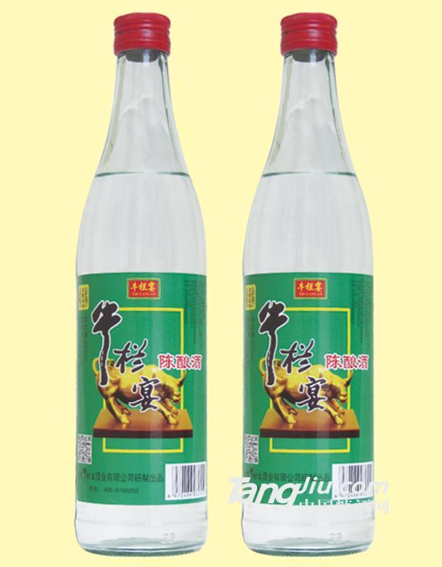牛栏宴-42°-陈酿酒500ml7