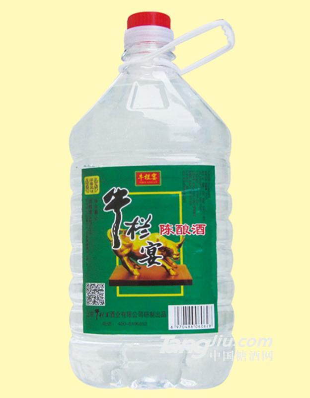 牛栏宴陈酿酒-42°-5L