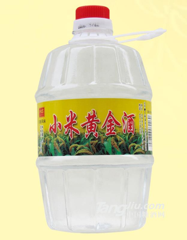 小米黄金酒-42°-4L