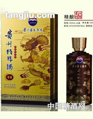 贵州特醇酒精酿新
