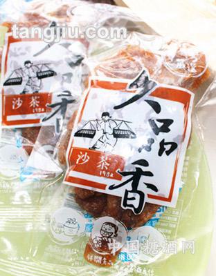 久品香豆干(沙茶)