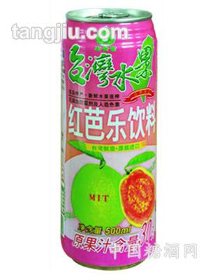 宏金富500ml红芭乐汁