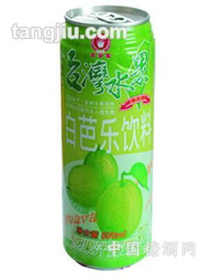 宏金富500ml白芭乐汁