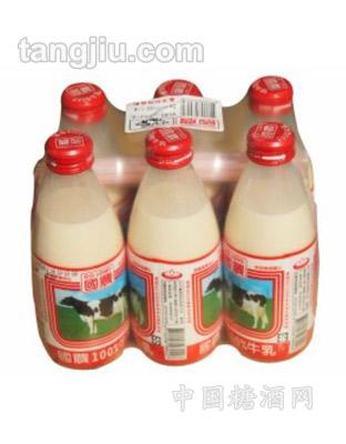 国农99%牛乳(玻璃瓶)