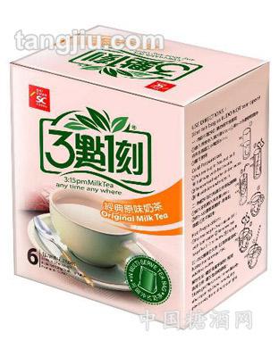 3点1刻奶茶原味120g